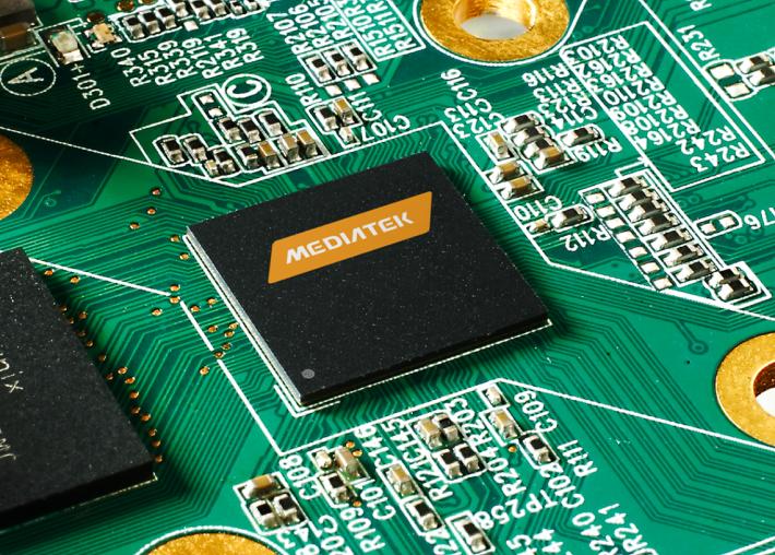 目前除了 Apple 之外,就只有聯發科的 Helio X30 處理器在使用 PowerVR 的 GPU。