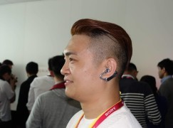 新一代 Xperia Ear 環境和音樂零距離