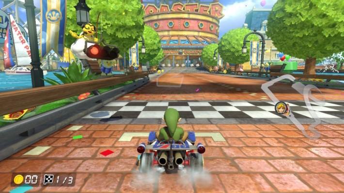 手提機模式時,遊戲的畫質與流暢度,兩者都讓人滿意。
