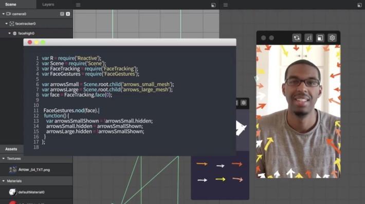 專業用戶可以透過編寫腳本來製作高級特效