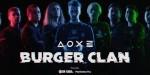 Burger Clan 是一個遊戲玩家團隊,他們會在遊戲裡面,和玩家一同遊戲幫你挑戰一個個難關。而當你想吃東西的時候,他們會幫你點餐,然後送到府上。