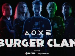 同你打機幫你叫外賣 Burger King 夥拍 Playstation 推出 Burger Clan