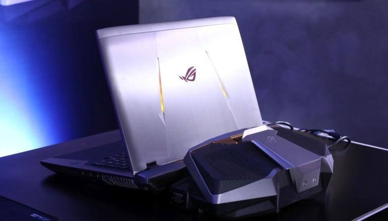 GTX 1080 SLI 突入!ASUS ROG GX800 天價水冷機王