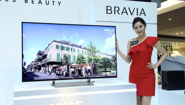 【OLED 電視出街有期】Sony BRIVIA 新 TV 率先睇