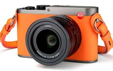 全球最貴的「橙」限量30部 Leica Q GINZA SIX