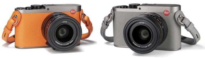 兩款限定版 Leica Q