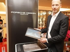 【IFA直擊】Porsche Design BOOK ONE 試玩