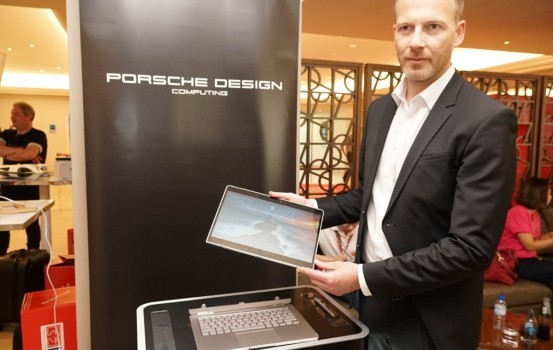 【IFA直擊】Porsche Design BOOK ONE 試玩