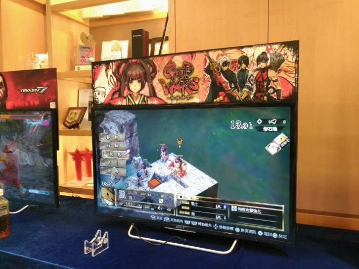 回合制戰旗類遊戲《God WARS Future Past》,故事內容及介面全面中文化︳將於 6 月 20 日與各位見面。