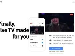 YouTube TV 開台!