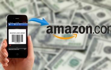 Amazon 新付款方式 Amazon Cash 網下增值網上購物