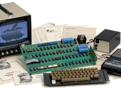 價值超過200萬 全球第一款 Apple 電腦即將舉行拍賣