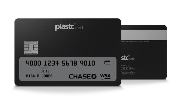 膠卡無卡交 智能 Plastc Card 眾籌走數