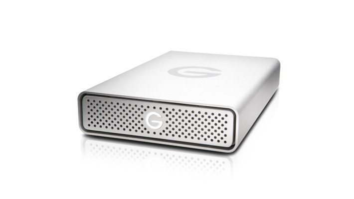 G-Technology 的硬碟一向深受專業用家的歡迎。