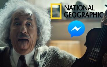 穿越時空 國家地理頻道讓你同愛恩斯坦對話