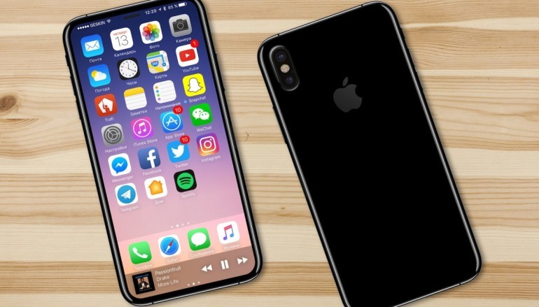 【你咁講我咁聽】iPhone 8 會有 4 mm 斜邊、前置鏡頭在屏幕下?