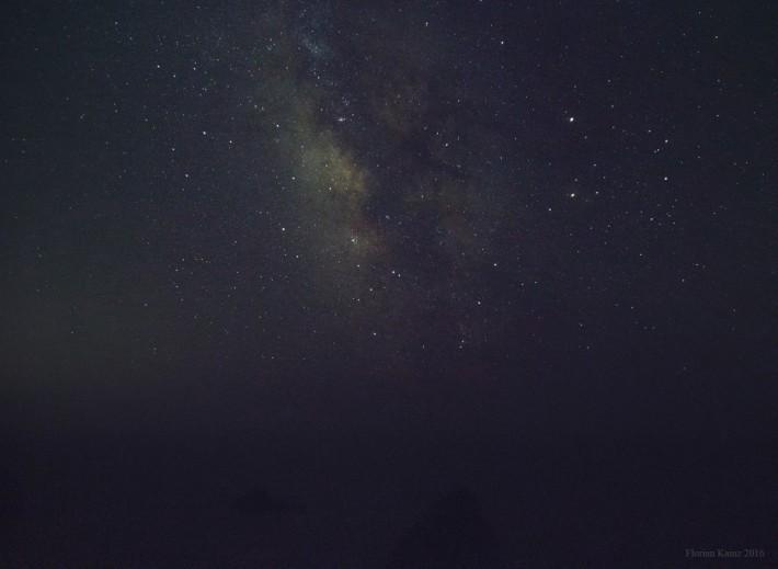 利用 Google Pixel 拍攝的純星空相片,實在難以想像。
