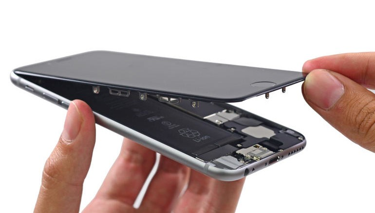 Error 53 Apple 利用軟件更新迫客戶使用原廠維修服務