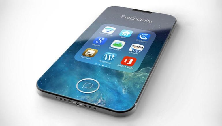 訂購 7,000 萬塊可屈曲 OLED Apple 為 iPhone 8 做準備