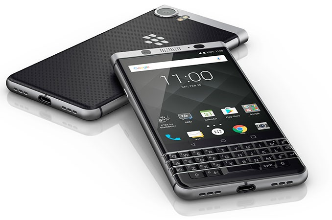 BlackBerry 新手機 KeyOne