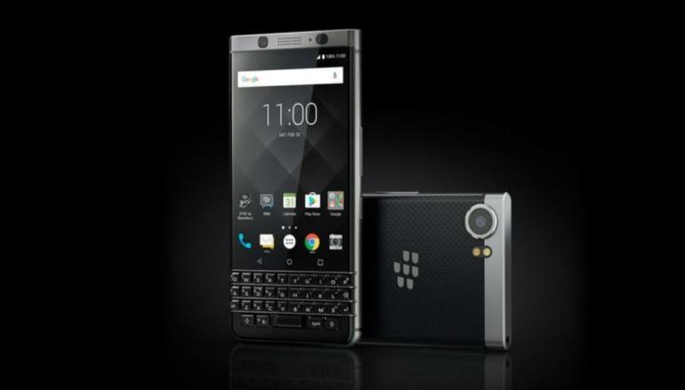 BlackBerry 新手機 Keyone 5 月初開賣
