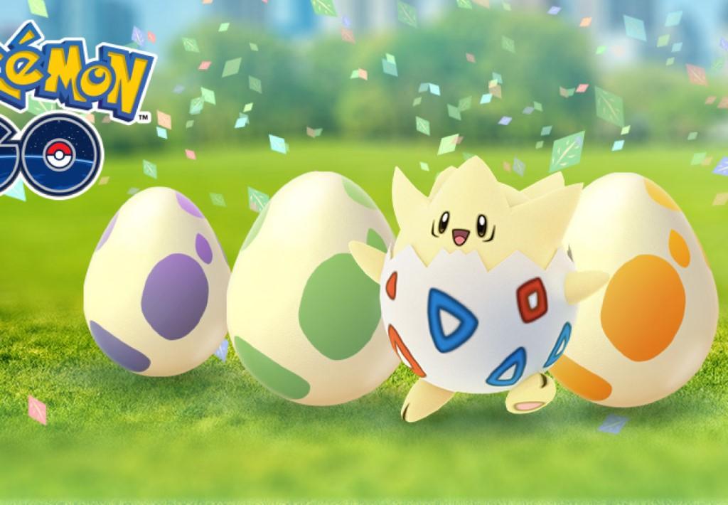 Pokemon GO 復活節活動 雙倍 XP、幸運蛋半價、2 km 蛋精靈種類增加