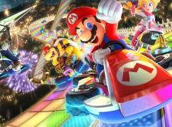 孖車大作戰 Mario Kart Deluxe 8