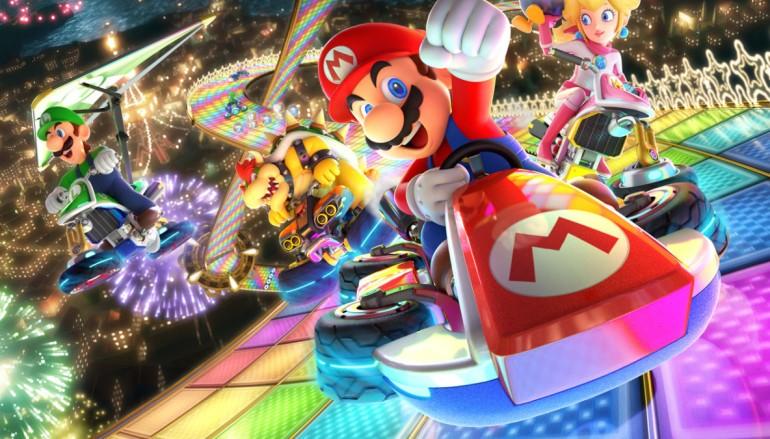 Nintendo Switch 孖寶賽車 8 Deluxe 官方試玩活動 4 月 28 日展開