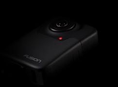 5.2K 360拍攝 GoPro 最新運動相機 Fusion