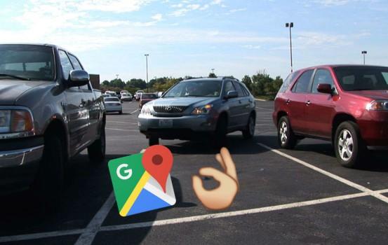 唔記得架車拍咗喺邊?Google Map 幫你搵返架車