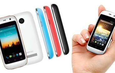 全球最細智能手機 2.4 吋屏幕售 $430 港元