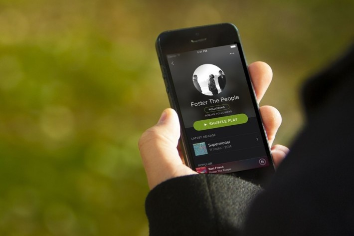 Spotify 與環球唱片新協定可以讓用戶早兩星期享受新專輯