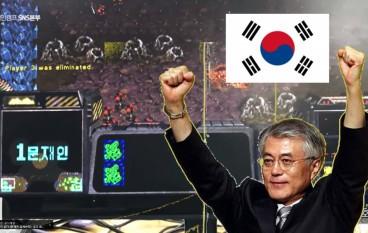 【選舉策略】韓國總統候選人自製「Starcraft」地圖 吸納機迷選民
