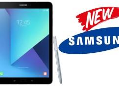 旗艦級平板 Samsung Galaxy Tab S3