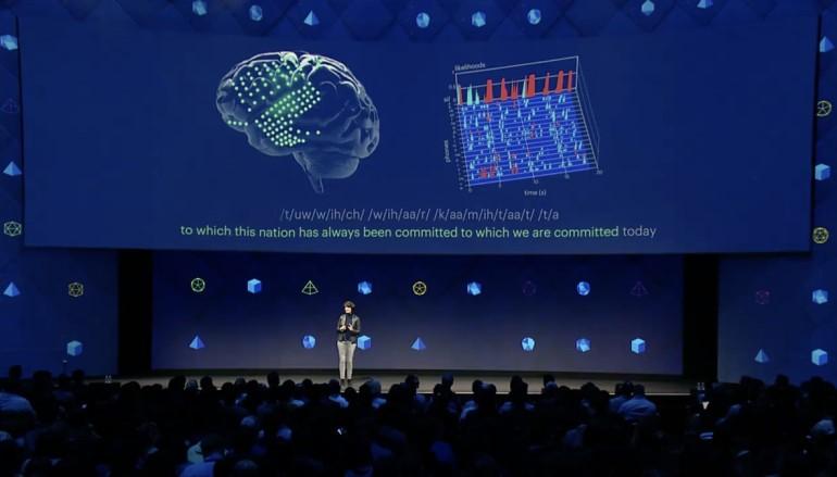 【 Facebook F8 】 Facebook 正開發思考分享和皮膚輸入系統