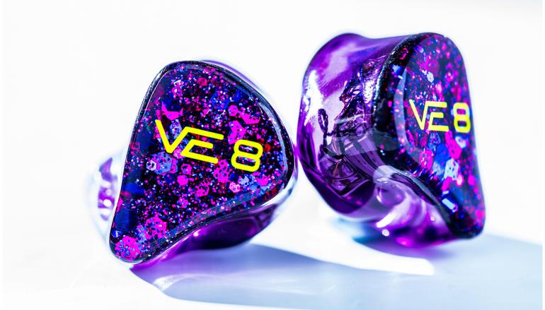 紫電美音 Vision Ears VE8 8 動鐵單元耳機