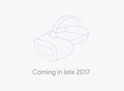 【GOOGLE I/O 2017】不用手機 不用電腦 Google 一體式 VR 裝置