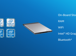 信用卡大小的電腦 Intel PC Card