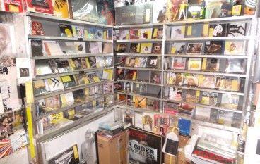 消失的唱片舖