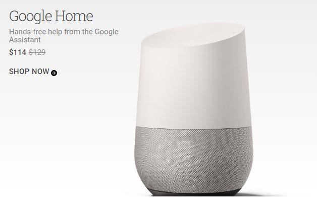 Google Home 售 $886 。