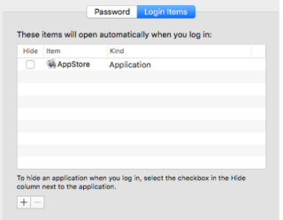 OSX/DOK 將自己偽裝成 AppStore 在開機時自動執行