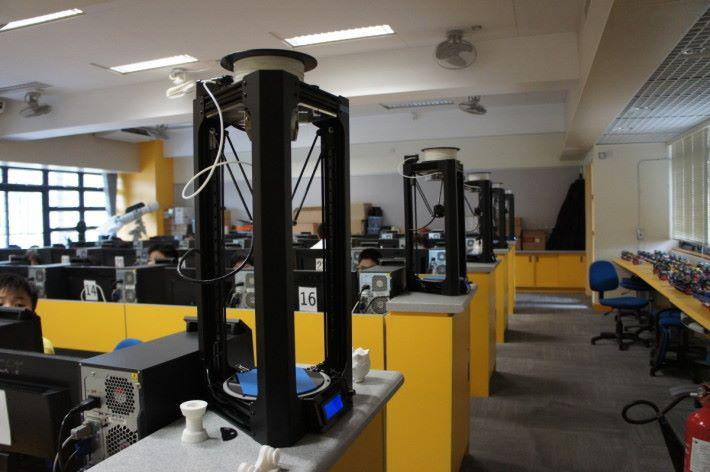 大家能想像小學生親手組裝立體打印機嗎?(註:絕對不用家長動手!)