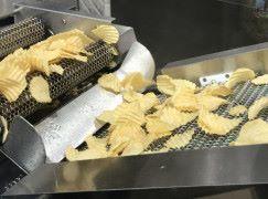 解構薯片生產過程