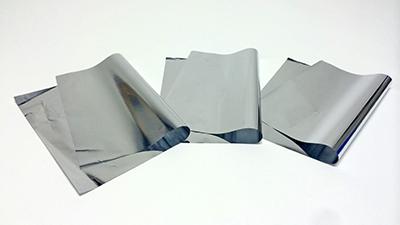 鍍鋁膜具耐用性,抗穿刺性和耐撓裂性,避免封口不佳現象。