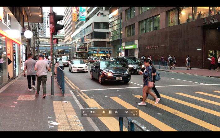 .錄音測試 1 : 日常城市生活