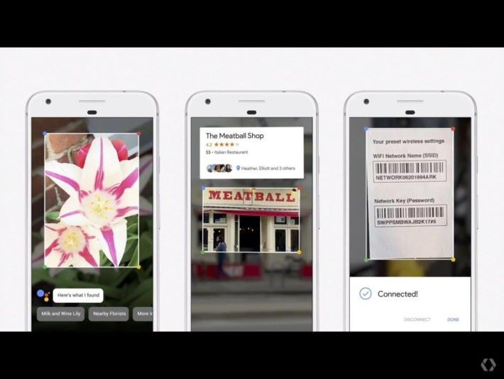 Google Lens 可以為用家帶來圖片搜尋及應用的新方向