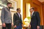 李嘉誠, DeepMind, AlphaGo, 人工智能, 圍棋, 人機大戰