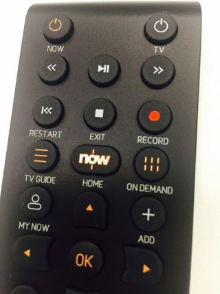 Now TV新型號遙控設有On Demand 快速鍵,一撳即到新介面自選目錄