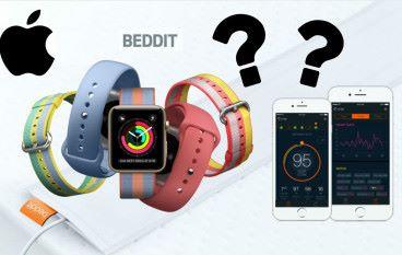 為強化 Apple Watch 作準備? Apple 收購睡眠監測公司 Beddit