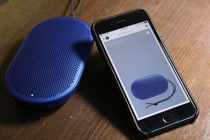 配上手機 app BEOPLAY 便可使用簡單控制